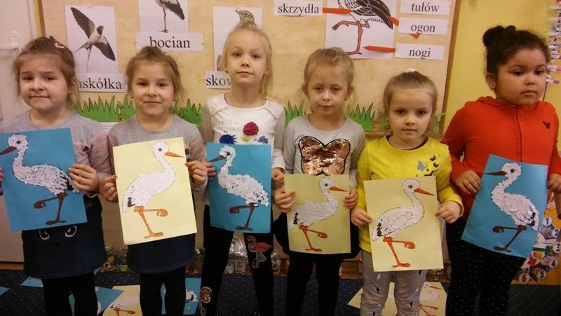 Galeria Wiosenne Ptaki